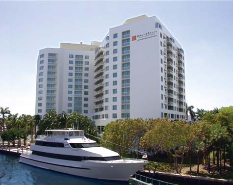 Vanguard Hotel Accommodations Ft. Lauderdale