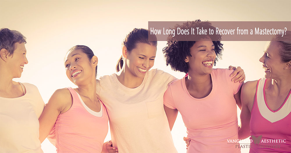 5 women celebrating breast cancer awareness